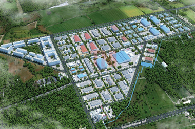 Industrial land for lease in Hung Yen