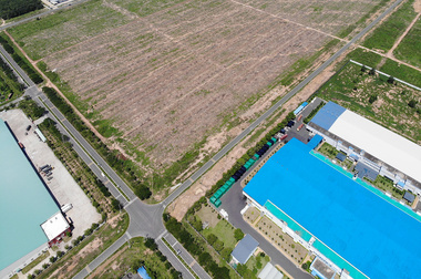 Industrial land for lease in Dong Nai