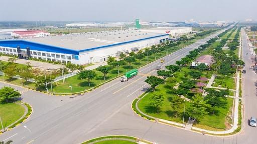 Vietnam industrial stands tall