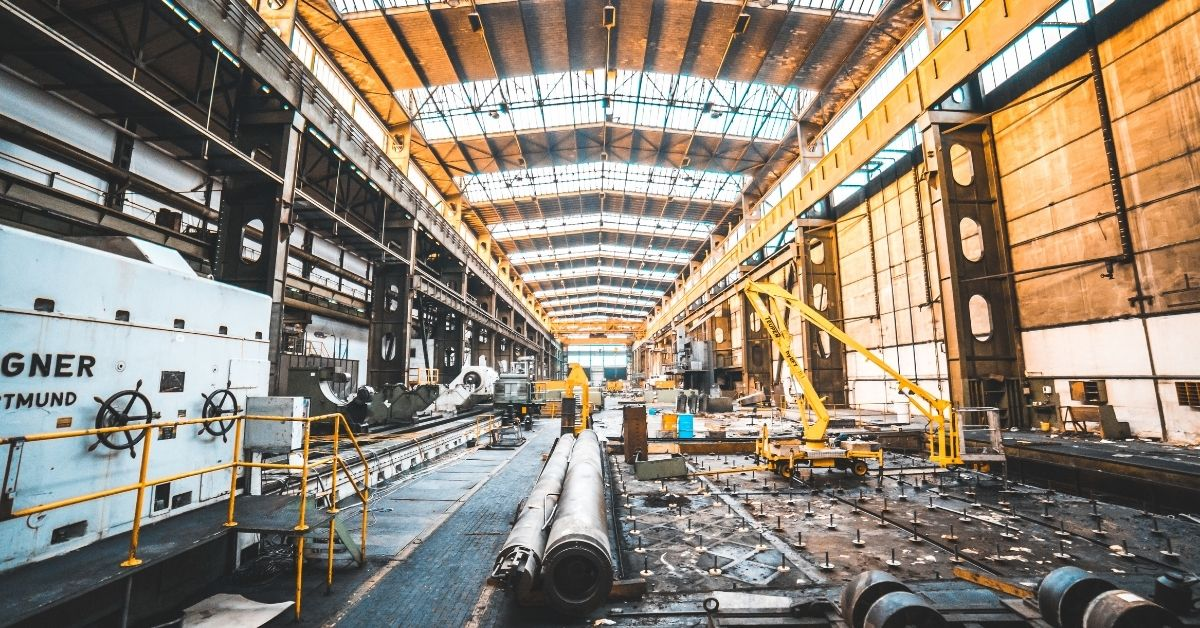 Sale-leaseback Transaction in Industrial Real Estate – An Interesting Alternative to Outright Buying