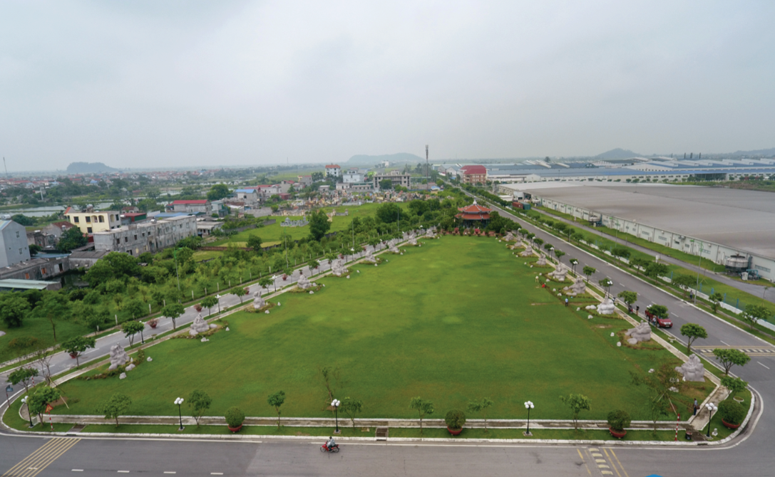 Industrial Land for Lease in Nam Dinh1