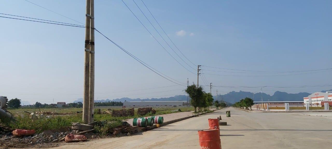 Đất công nghiệp cho thuê tại Ninh Binh