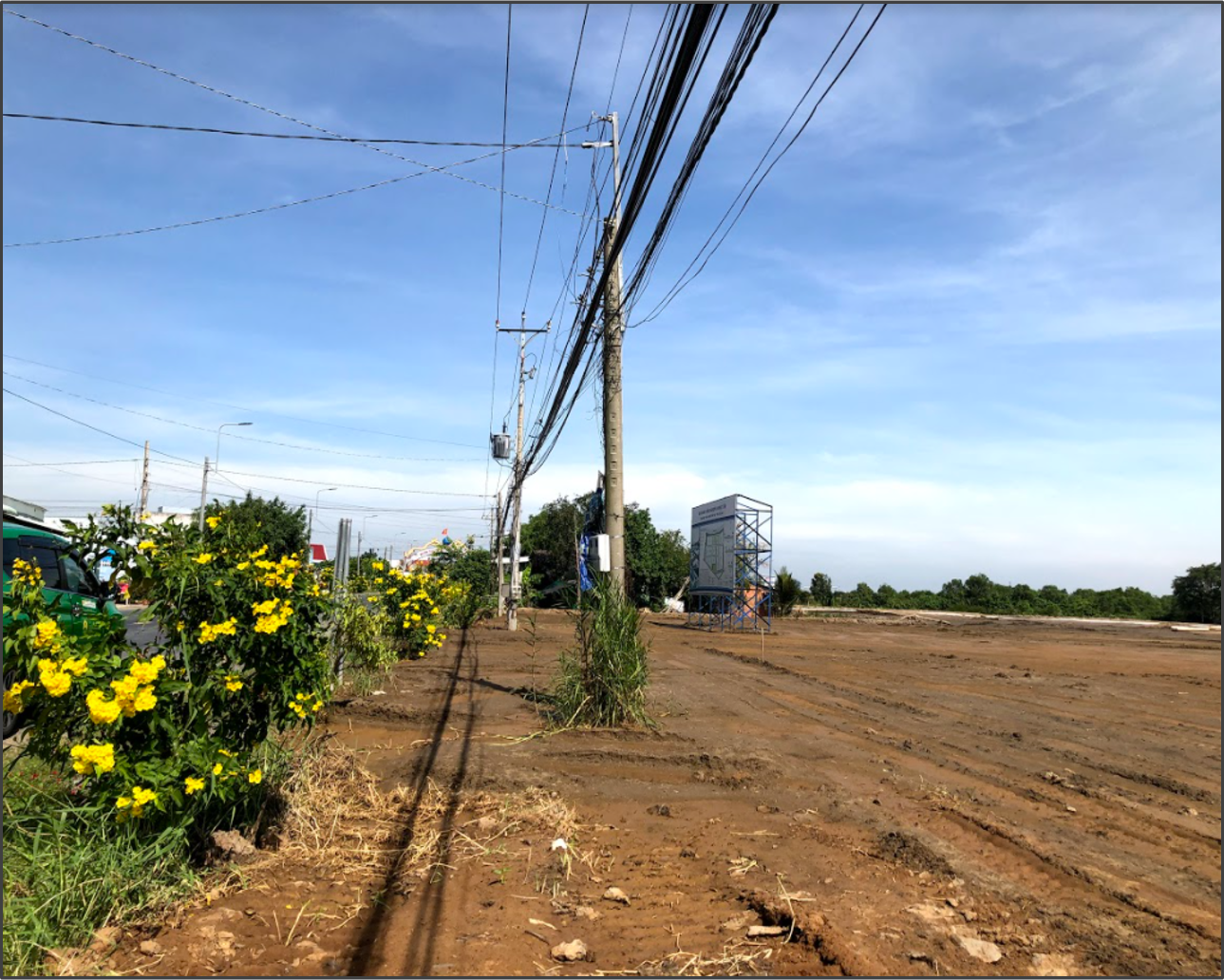 Industrial Land for Lease in Long An