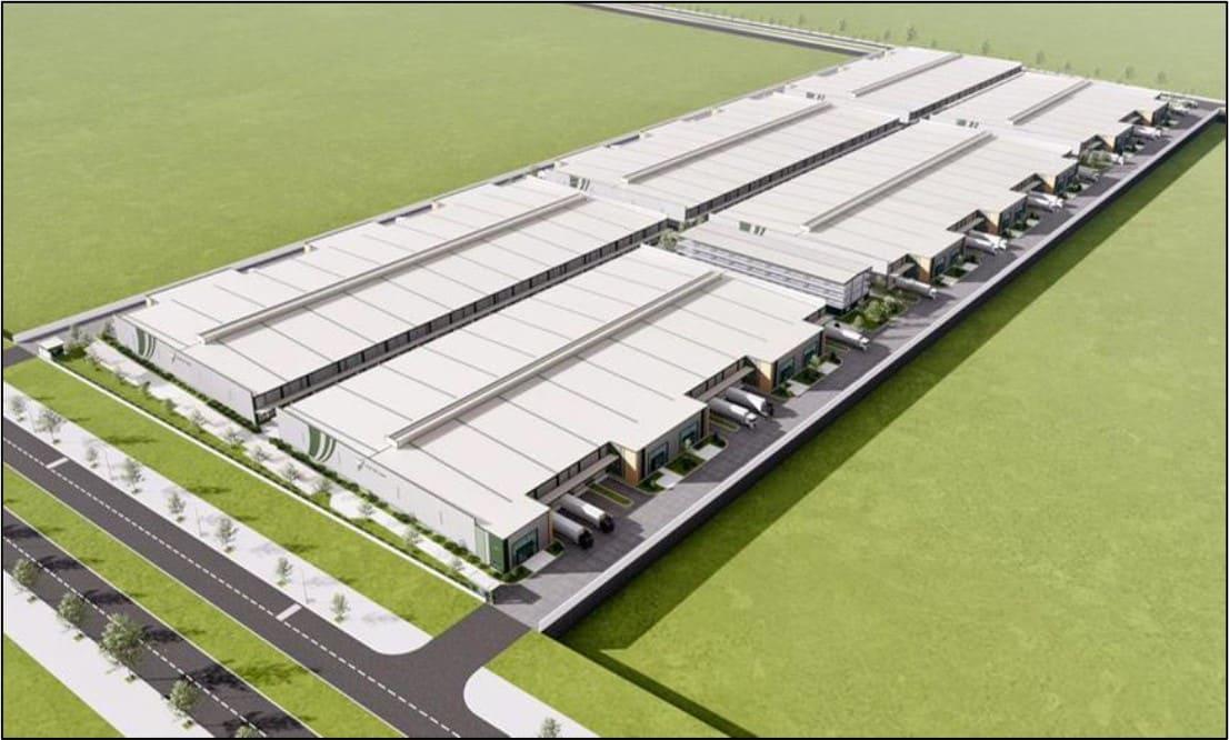 Cho thuê xưởng xây sẵn chất lượng cao tại Hải Dương