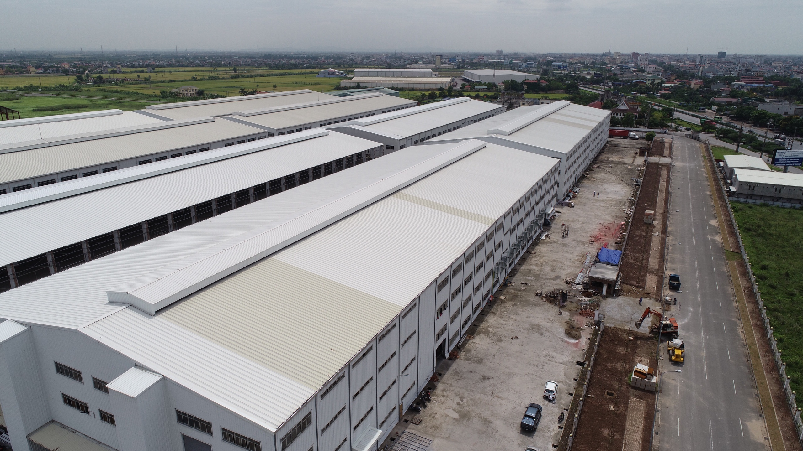Good quality factory for rent in Hai Duong (2)