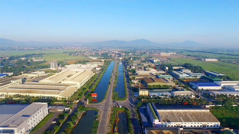 The Industrial Property Market continues to Expand thanks to the Manufacturing sector