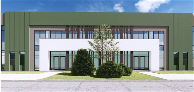 SHP- F11 High quality factory for rent in Hai Phong
