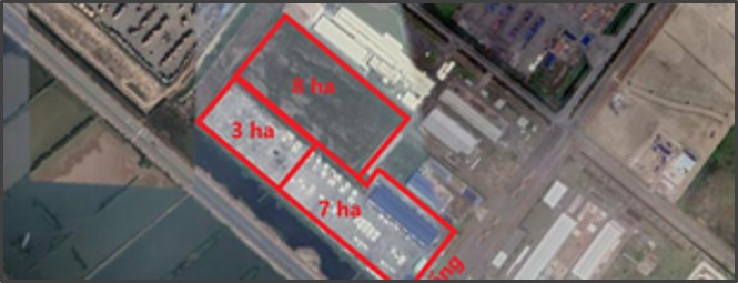 SHP-L32 Logistics Land for Sale in Hai Phong